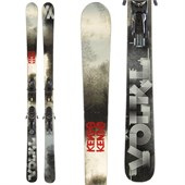 Volkl Kendo Skis + Atomic FFG 12 Demo Bindings - Used 2014