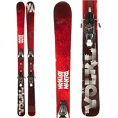 Volkl Mantra Skis + Atomic XTE 10 Demo Bindings - Used 2014