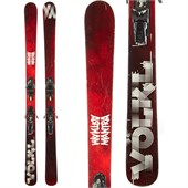 Volkl Mantra Skis + Atomic FFG 12 Demo Bindings - Used 2014