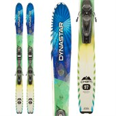 Dynastar Cham 97 Skis + Axium 100 Demo Bindings - Used 2013