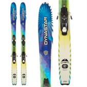 Dynastar Cham 97 Skis + XTE 10 Demo Bindings - Used 2013
