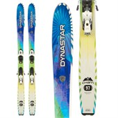 Dynastar Cham 97 Skis + FFG 12 Demo Bindings - Used 2013