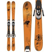 K2 Juvy Skis + Fastrak2 4.5 Bindings - Boys' 2015