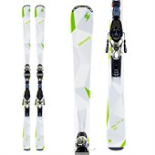 Blizzard X-Viva 770 Ti Skis + IQ TP12 Bindings - Women's 2015