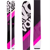 Volkl 100Eight Skis - Women's 2016
