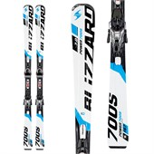Blizzard Power 700 S IQ Skis + Power 12 TCX Bindings 2015