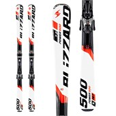 Blizzard Power 500 IQ Skis + TP 10 CM2 Bindings 2015