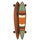 Arbor Timeless Reclaimed Longboard Complete