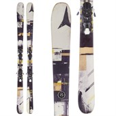 Atomic Panic Skis + Atomic FFG 10 Demo Bindings - Used 2013