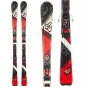 Nordica Avenger 75 EVO Skis + N ADV P.R. Bindings - Used 2014
