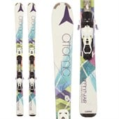 Atomic Affinity Air Skis + XTE 10 Lady Bindings - Used - Women's 2014