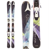 Atomic Affinity Pure Skis + XTO 10 AF Bindings - Used - Women's 2014