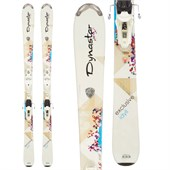 Dynastar Exclusive Legend Idyll Skis + NX 11 Fluid Demo Bindings - Used - Women's 2013