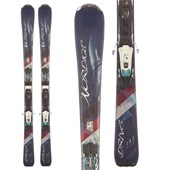 Nordica Drive 78 CA EVO Skis + N ADV P.R. Bindings - Used - Women's 2014