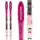 Dynastar Cham 87 W Skis + Look NX 10 Demo Bindings - Used - Women's 2014