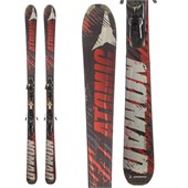 Atomic Nomad Smoke Skis + XTO 10 Demo Bindings - Used 2012