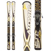 Atomic ETL Skis + Look Nova 9 Demo Bindings - Used 2011