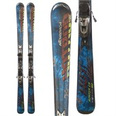 Nordica Hot Rod Ignitor CA Skis + N Sport Demo Bindings - Used 2011
