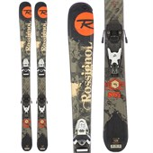 Rossignol S65 Jr Skis + Team 4 Demo Bindings - Used - Boys' 2011