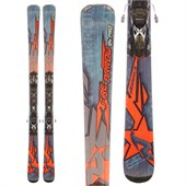 Nordica Fire Arrow 84 Pro EVO Skis + EXP 25 Demo Bindings - Used 2014