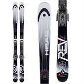 Head Rev 78 Skis Skis + PR 11 Bindings 2015