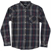 RVCA Waas Long-Sleeve Button-Down Shirt