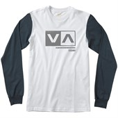 RVCA Cut Out Box Long-Sleeve T-Shirt