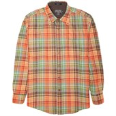 Pendleton Lodge Fitted Long-Sleeve Button-Down Flannel