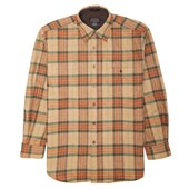 Pendleton Trail Long-Sleeve Button-Down Flannel