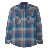 Pendleton Canyon Fitted Long-Sleeve Button-Down Flannel