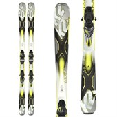 K2 AMP 80X Skis + MXC 12 TC Bindings 2014