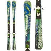 Nordica Transfire 78 Ca Evo CT Skis + N Sport Evo 10.0 Bindings - Used 2013