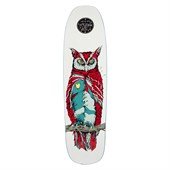 Welcome Heartwise 8.75 Nimbus 5000 Skateboard Deck
