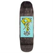 Welcome Saberskull 2 9.0 Sledgehammer Skateboard Deck