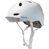 Bern Berkeley Summer Bike Helmet w/ Visor - Women's