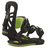 Union Contact Pro Snowboard Bindings - Used 2015