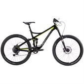 Devinci Troy Carbon SX Complete Mountain Bike 2015