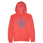 Volcom Single Pullover Hoodie (Ages 8-14) - Boys'