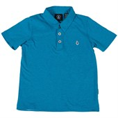 Volcom Wowzer Polo Short-Sleeve Shirt (Ages 8-14) - Boys'