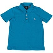 Volcom Wowzer Polo Short-Sleeve Shirt (Ages 2-7) - Little Boys'