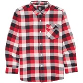 Volcom Bert Flannel Shirt (Ages 8-14) - Boys'