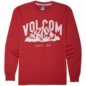 Volcom Stonith Long-Sleeve Shirt (Ages 8-14) - Boys'