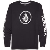Volcom Stone Stoke Long-Sleeve Shirt (Ages 8-14) - Boys'
