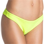 Roxy Pop Surf Optic Nature Surfer Bikini Bottom - Women's