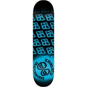 Krooked Diffused 2 Skateboard Deck