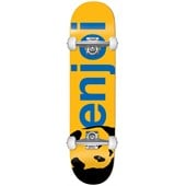 Enjoi Panda Head 8.0 Skateboard Complete
