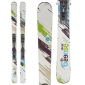 Dynastar Slicer Skis + NX 12 Bindings - Used 2013