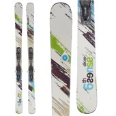 Dynastar Slicer Skis + PX 12 Bindings - Used 2013