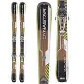 Dynastar Outland 80 Skis + NX 11 Bindings - Used 2013