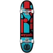Element Nyjah Blocker 7.75 Skateboard Complete